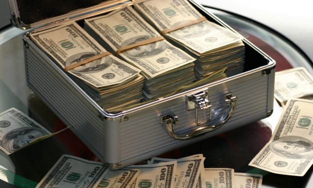 10 things that are stopping you being rich