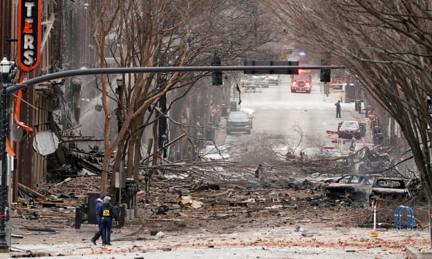 FBI Reports They Are Looking Into 500+ Leads In The Nashville Explosion