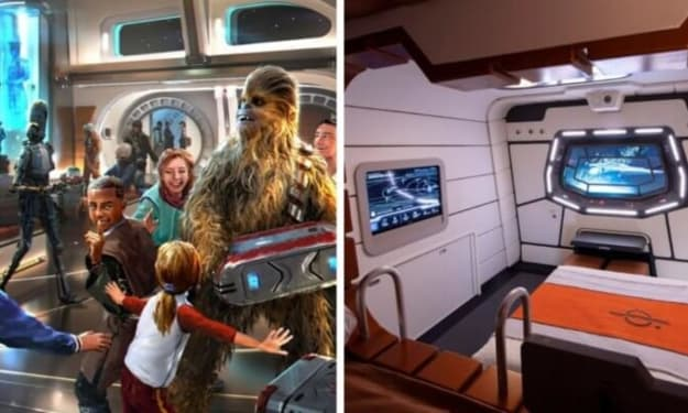 How The Star Wars Starcruiser Hotel Will Be Hidden From Plain Sight