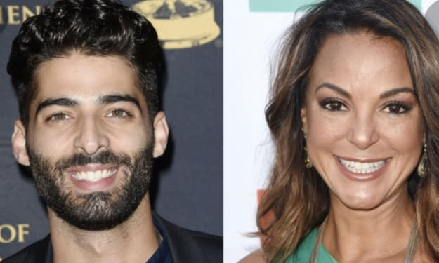 Eva Larue and Jason Canella return to ' The Young and the Restless'
