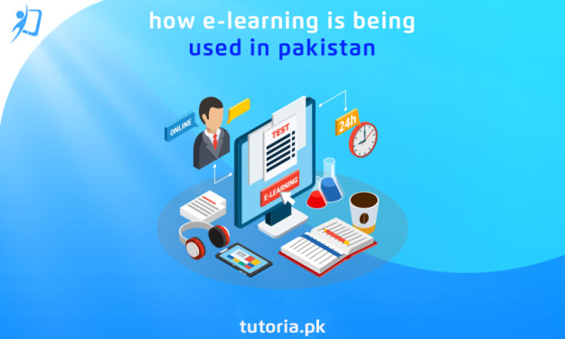 How E-Learning is Being Used in Pakistan