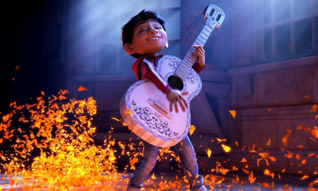 """My Review of """"Coco"""""""