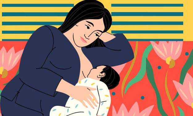 Breastfeeding in public should be outlawed