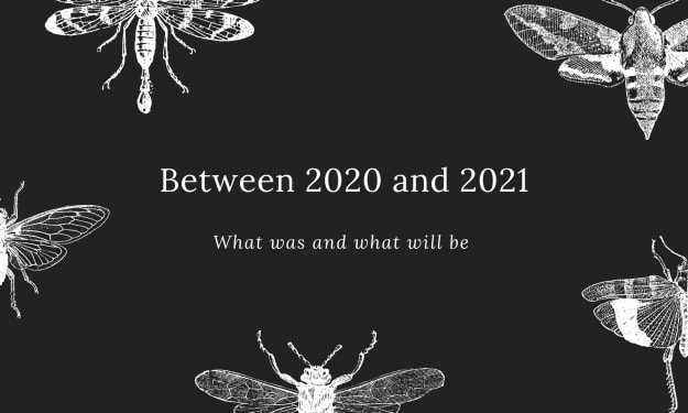 Between 2020 and 2021