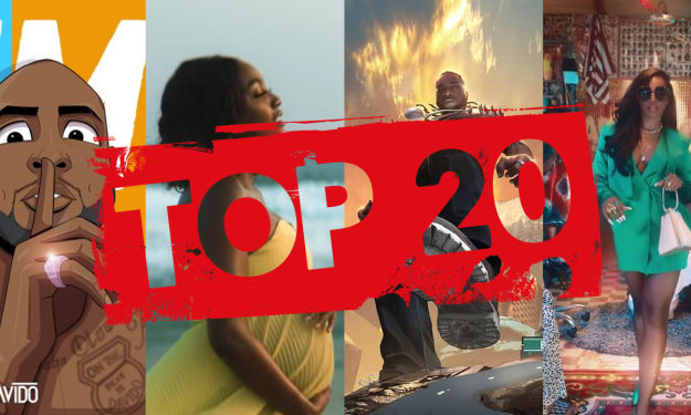 List of '2020's Hottest Songs' Drops and Everybody Is Surprised at #1