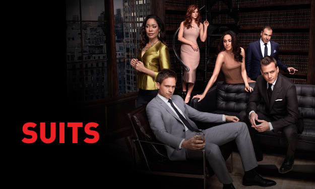 Suits(2011–2019)- Review