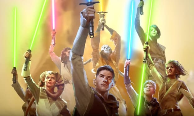 The New Jedi of 'Star Wars: The High Republic' Explained in a New Info Graphic