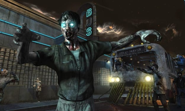 Top 10 Best Zombies Maps