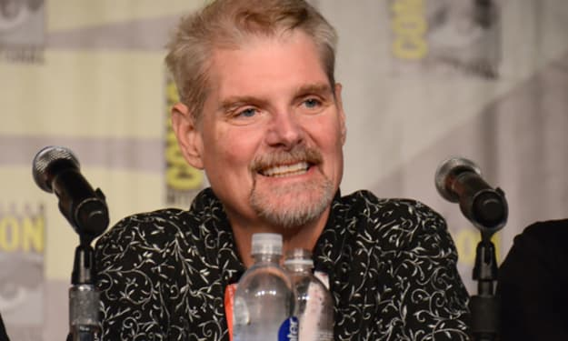 'Star Wars' Voice Actor Tom Kane Is Mostly Unable To Speak Following A Stroke