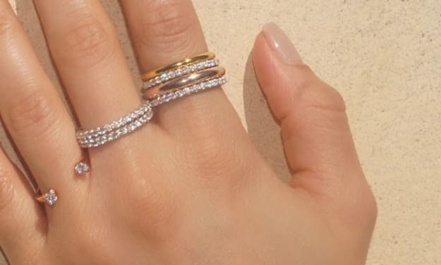 6 Most Stunning Gold, Diamond and Eternity Rings to Woo your Girlfriend!