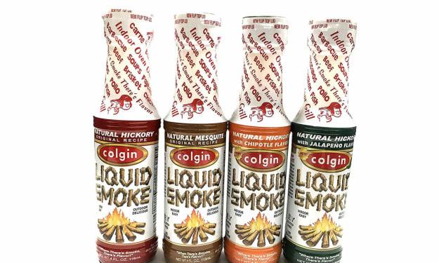Do You Know You Can Season Foods With Liquid Smoke?