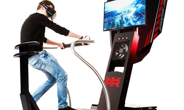 Admissions of a Virtual Reality Gym Rat
