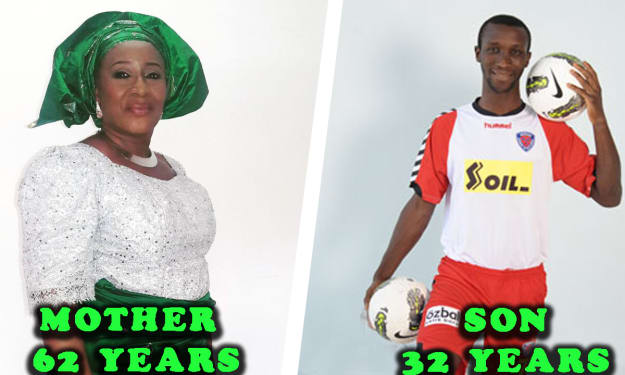 Meet All 8 Children of Nollywood Actress Patience Ozokwo (Photos).