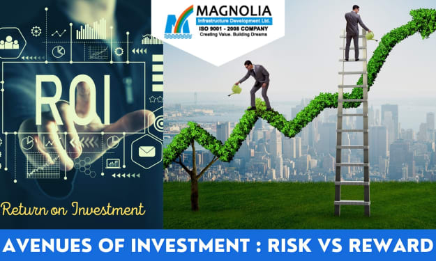 Top 5 INVESTMENT AREAS WITH STRONG RETURNS