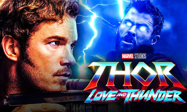 Chris Pratt And Chris Hemsworth Will Be On Set Together Next Week For 'Thor: Love and Thunder'