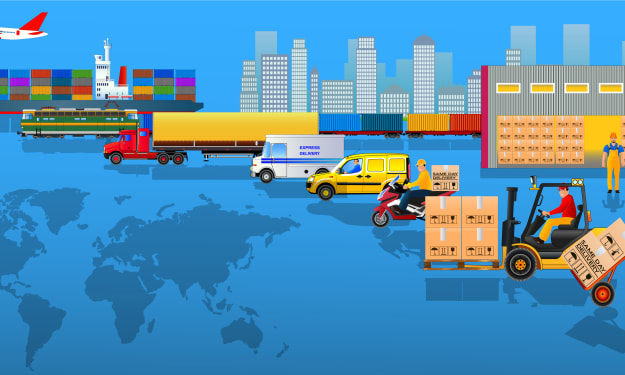 Competition is no longer between companies - it's between supply chains!