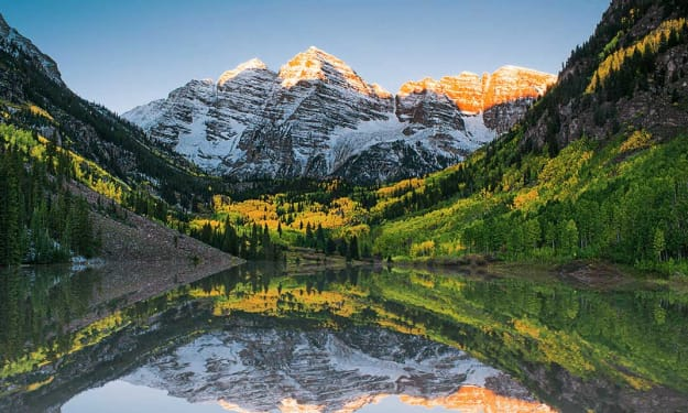 Top 10 Beautiful Places To Visit In Colorado
