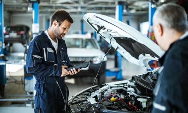 Find The Right Mercedes Mechanic For Your Car