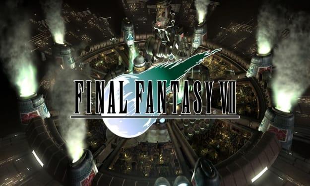 Final Fantasy 7 Phase 1