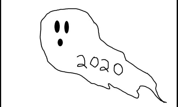 Goodbye, 2020