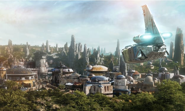 RUMOR: 'The Mandalorian' Might Be Coming To Disney's Galaxy's Edge Very Soon