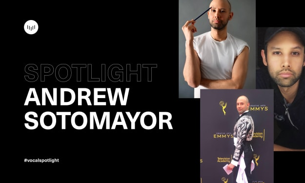 Creator Spotlight: Andrew Sotomayor
