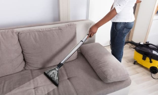 Top 7 Diseases Caused by Dirty Upholstery