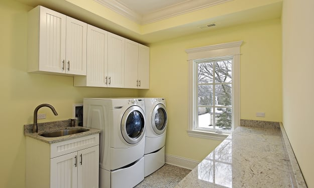 The Advantages of Laundry Troughs for Home Utility