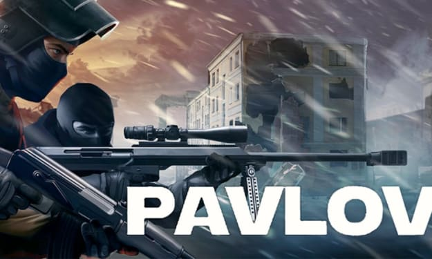 Pavlov, The VR shooter that could rule the world.