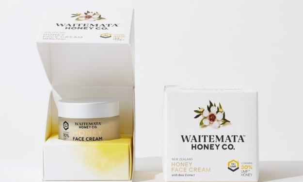 Get Customized Cream Boxes Wholesale At PackagingNinjas