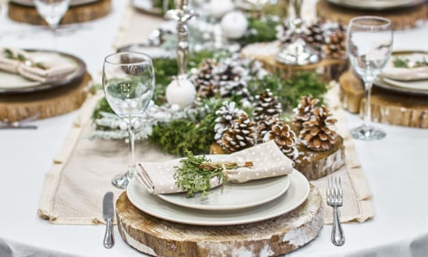How-to Decorate Your Table for the Holidays