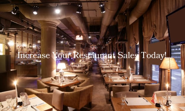 3 Tips To Increase Restaurant Sales in 2021
