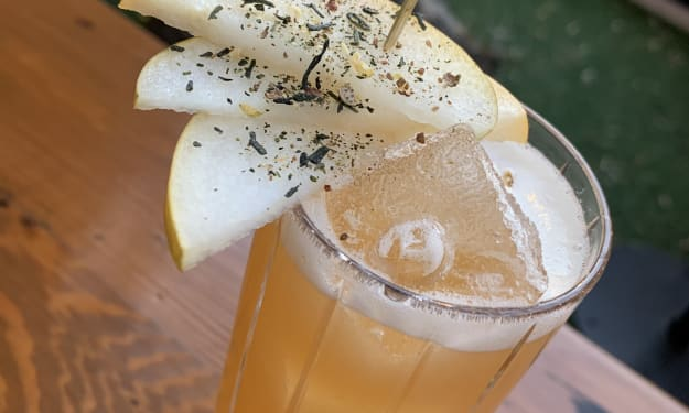 Not your Ordinary Highball (the Sequel)