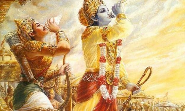 Top Secrets About the Best Management Abilities That Make An Exceptional Leader - BHAGAVAD GITA