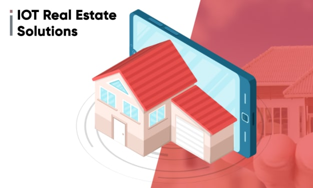 IoT Solutions for Real Estate | Real Estate Solutions | X-Byte Enterprise Solutions
