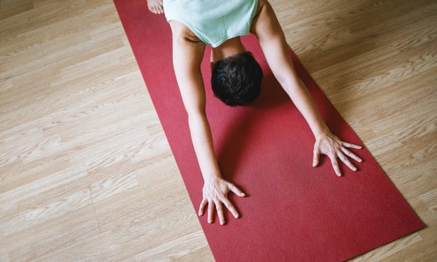 Practice yoga from the comfort of your home