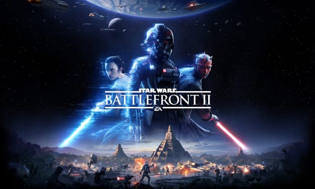 'Star Wars Battlefront II' Actors Might Be Working Secretly on Sequel