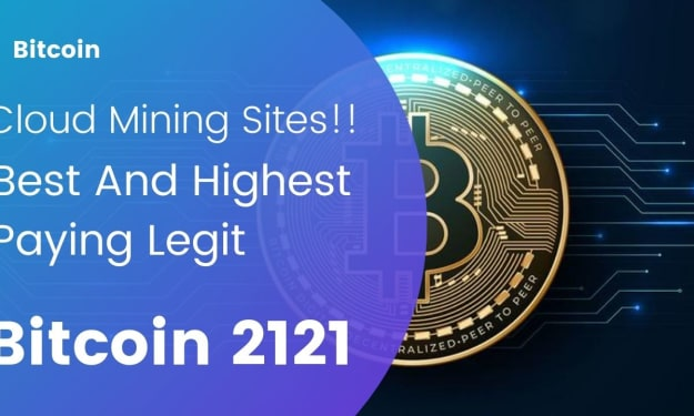 Best And Highest Paying Legit Bitcoin Cloud Mining Sites 2021