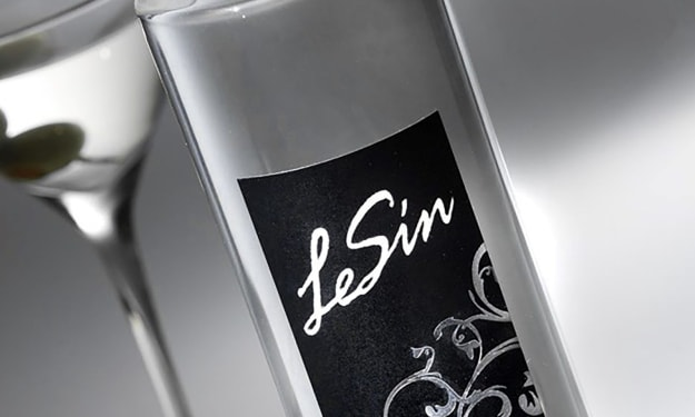 LeSin Vodka – Artistry in Eco-Friendly Vodka Production  Charles Vaughn, Founder & CEO