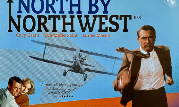 """A Filmmaker's Review: """"North by Northwest"""" (1959)"""