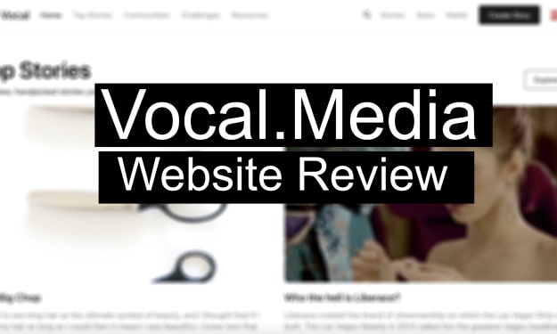 New Vocal.Media Website Review (January 2021)