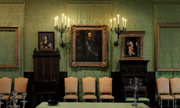 UNSOLVED: The Gardner Museum Theft