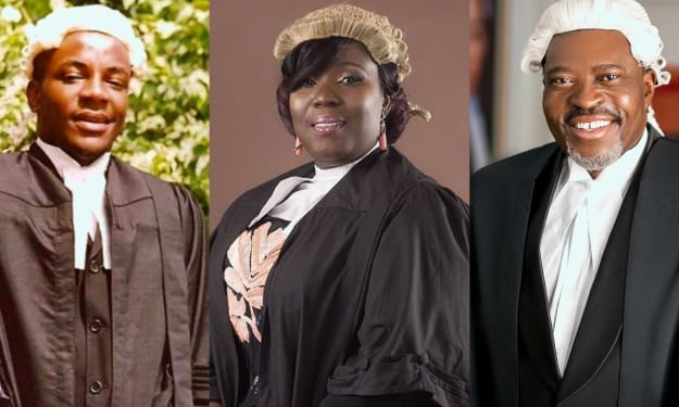15 Nigerian Celebrities You Never Knew Are Lawyers (Photos)