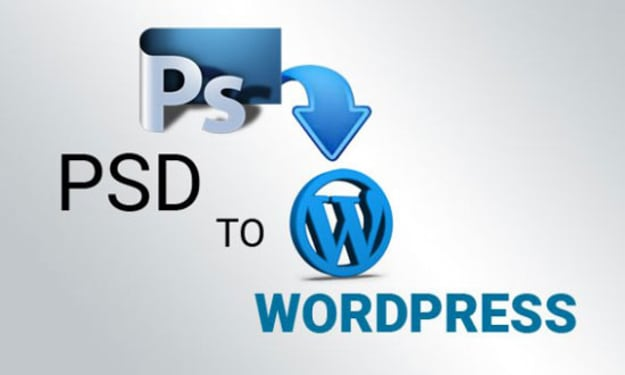 Top Reasons Why You Should Convert from PSD to WordPress