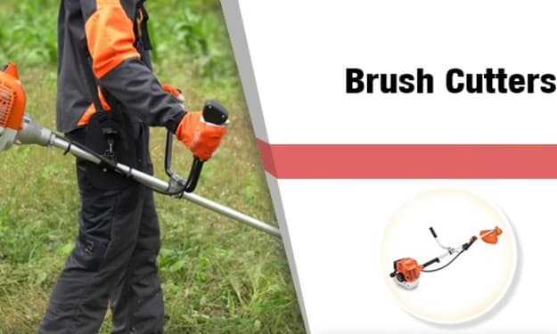 Top 5 Brush Cutter Machine in India - Features and Benefits