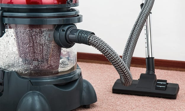 Carpet Cleaning - DIY or Hire a Professional