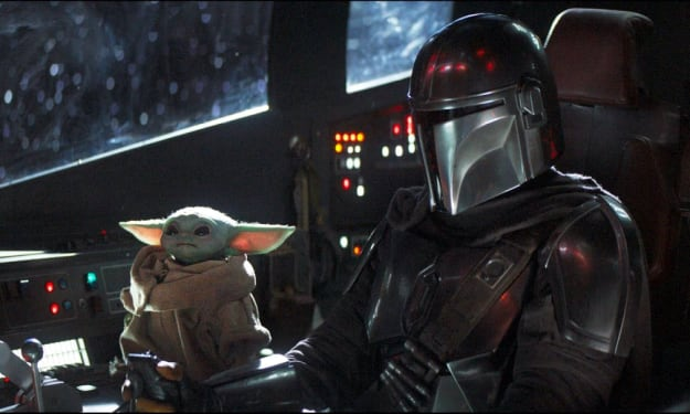 Netflix Officially Dethroned As Top Streaming Service Thanks To 'The Mandalorian'
