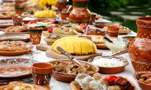 Have You Ever Tried Romanian Traditional Food