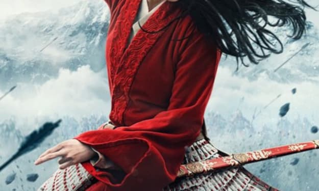 Anthony's Film Review - 'Mulan' (2020)