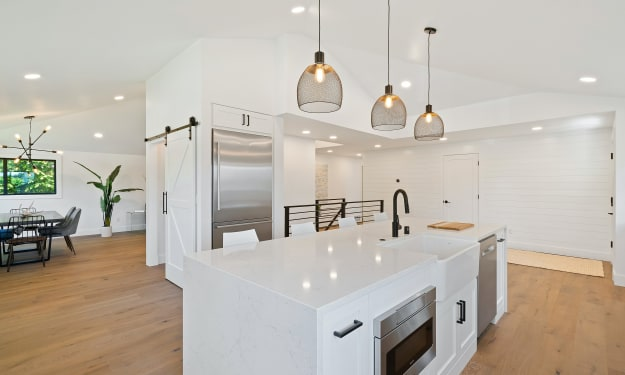 Clever Kitchen Makeovers That Add Value To Your Property